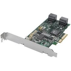 Adaptec by PMC 2240900R - 4 Port PCI-Express RAID Controller Card. The Adaptec 1430SA supports up to four 3Gb/s Serial ATA drives, Native Command Queuing, and offers RAID levels 0, 1, 10, and JBOD (individual drive). The Adaptec 48-bit logical block addressing (LBA) support enables use of disk drives exceeding 137 GB in capacity. Available at http://www.techyshack.co.uk/shop/article_130/ADAPTEC-BY-PMC-2240900-R-----4-Port-PCI-Express-Raid-Controller.html