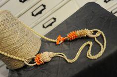 collana CALIPSO - cod. 01 - perle e cristalli necknalce CALIPSO - pearls and crystals http://www.lacortevenezia.it/