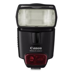Canon Speedlite 430EX II  Great for Fill-flash photography and creates much better photo effects.  For more Lenses Selection, check out www.BestPhotographyMall.com.lenses.html
