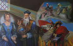 #Nostradamus and #Chinese Prophets had startlingly similar #predictions
