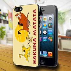 Hakuna Matata, iPhone 4 Case, iPhone 4s Case,