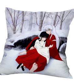 Camplayco Inuyasha Kikyou Pillow Cushion Cosplay * Read more reviews of the product by visiting the link on the image.
