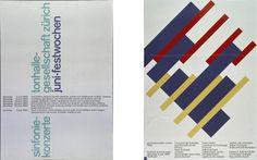Josef Müller-Brockmann | Posters