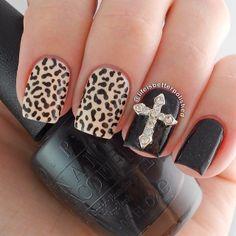 lifeisbetterpolished #nail #nails #nailart