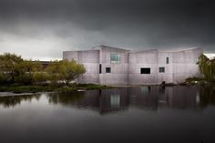 The Hepworth-Wakefield Museum by Chipperfield - photo by Peter Corcoran