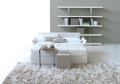 Via Moretti Rosini UK. Italian Sofa, Upholstered Furniture, Showroom, Sofa Beds, Storage, Grande, Table, House, Design