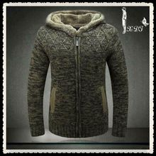 Super Heavy Warm Winter Mens Sweater With Fluff 2013