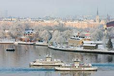 Stockholm #winter #nature