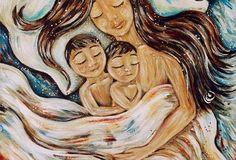 Pilda înmulțirii iubirii cu infinitul - Mami pe tocuri