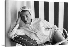 Capucine 1955.
