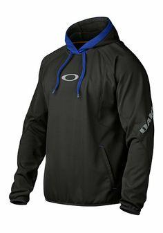 oakley parker 1 4 zip pullover