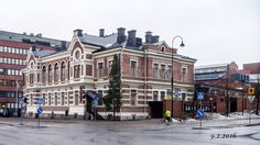 Finland, Comedy Theater, Theatre, Street View, Mansions, Park, House Styles, Manor Houses, Theatres