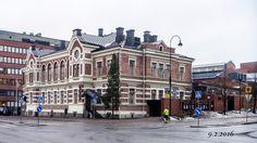 Tampere-Komediateatteri. Foto: Seppo Vuorinen