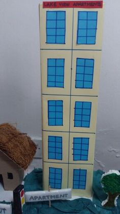 MODEL OF TYPES OF HOUSES using recycled materials for ...