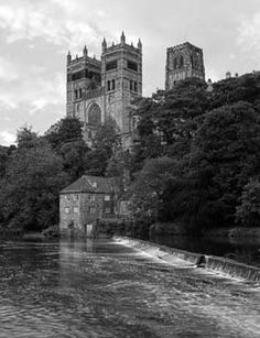 durham cathedral black and white - Google Search Personalised Labels, Durham Cathedral, Black And White Google, Tower Bridge, Google Search, Photos, Travel, Custom Labels, Viajes