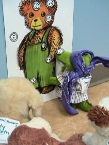 ... for another Stuffed Animal Sleepover! | Northbrook Public Library