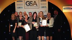 MITIE recognised as one of the best cleaning companies in the UK and Ireland at Golden Service Awards 2013