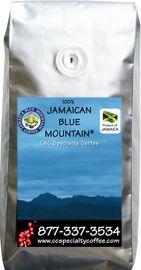Jamaica Blue Mountain® Coffee