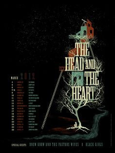 Head And The Heart, The - Drew Grow & The Pastors Wives - Black Girls