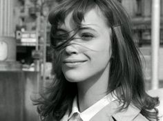 love this photo - anna karina