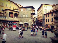 Cortona, Toscana, Italy