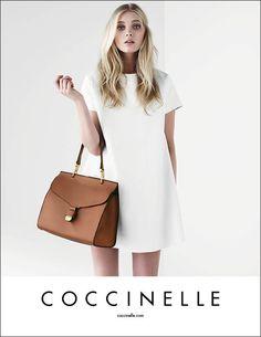 Coccinelle  campaign Adv Fall Winter 2014/15 #Coccinelle  #campaign #Adv #FallWinter1415 #FF1415