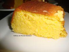 Delícias da Priscila Beneducci - bolo de milho dos padres