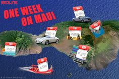 One Week on Maui - Check out the activities to do in your week on Maui. Trip To Maui, Hawaii Vacation, Vacation Trips, Vacation Ideas, Hawaii Trips, Family Vacations, Vacation Spots, Hawaii 2017, Aloha Hawaii