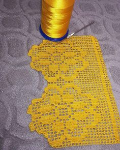 Crochet Patterns Filet, Crochet Borders, Filet Crochet, Crochet Toddler Dress, Crochet Baby, Crochet Curtains, Crochet Doilies, Crotchet Stitches, Hand Embroidery Flowers