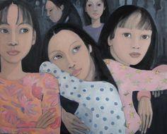 Nicole Le Groumellec, Apartés 2 on ArtStack #nicole-le-groumellec #art