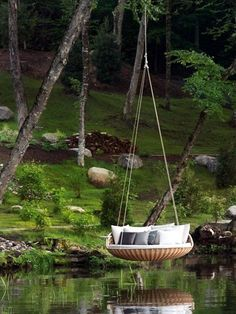 DIY Tree Swing Ideas For More Family Time (18)