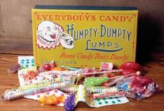 """Humpty-Dumpty Lumps"" Pound of Penny Candy"