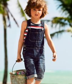 Some seriously cute overalls for my boys