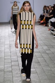 Central Saint Martins Ba Autumn/Winter 2015 Ready-To-Wear Collection | British Vogue