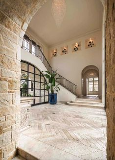 Breathtaking Tuscan style home offers a timeless appeal in Texas is part of home Renovation Flooring - This Tuscan style home with modern, clean lines was designed by Simmons Estate Homes, located in Southlake, a suburb of Dallas, Texas