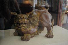 Shisa dogs by gypsygentilli, via Flickr