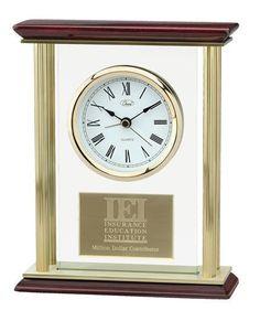 Premiere Four Pillar Clock