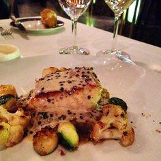 NYC Winter 2015 Restaurant Week: Petrossian