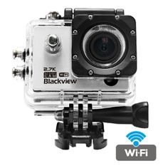 Blackview Hero 1 WIFI 2.0 inch HD LCD Screen Sports Video Camera, AMB A7LS75 Chipset, Support Microphone, AV-OUT, HDMI Output