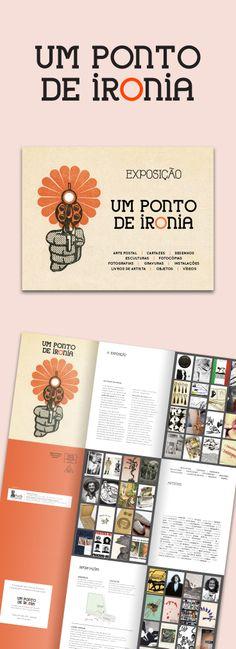 Exposição Um Ponto de Ironia | Um Ponto de Ironia Exhibition |  Fundação Vera Chaves Barcellos