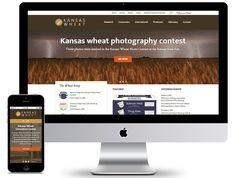 Kansas Wheat - Manhattan, KS | Website Design, Digital Marketing, Video Production - NBCG