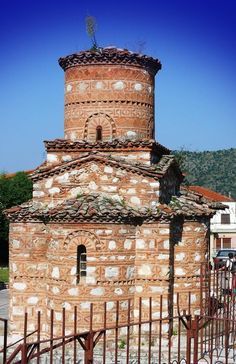 Early Christian church in Kastoria, Greece. The first Christians, as described in the first chapters of the Acts of the Apostles, were all Jewish, either by birth, or conversion for which the biblical term proselyte is used, and referred to by historians as the Jewish Christians.