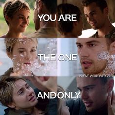 Comment  if you ship Fourtris … by @inlove_with_divergent - PICBI