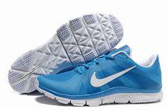 9ec3e970a3977 Nike Free 5.0 Trainer Blue White Nike Free Trainer