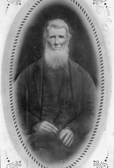 """Mar 18th, 1845, John Chapman, """"Johnny Appleseed"""", American pioneer agronomist died in Allen County Indiana."""