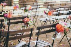 Decoração das cadeiras do casamento 2017. Marque a diferença! Image: 1