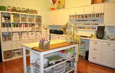 {Organization} Amazing and Organized Craft Room! - Page 2 of 2 - Scrap this...and that! | Scrap this...and that!