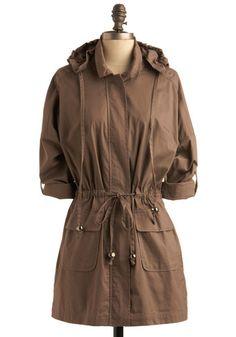Cozily Yours Coat...Looks Very Cozy!