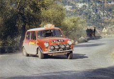 1967 Monte Carlo (Mini Cooper S)