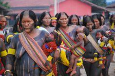 Fotos | Comunidade Indigena Xikrin do Katete